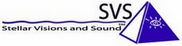 Stellar Visions and Sound logo